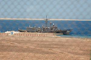 USS Copeland (FFG-25) - Mubarak (F911)
