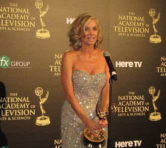 Eileen Davidson - Davidson at the 2014 Daytime Emmy Awards.
