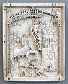 Einzug Christi in Jerusalem Konstantinopel 10 Jh.jpg