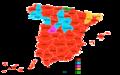 Elecciones generales españolas de 1986 - distribución del voto.png