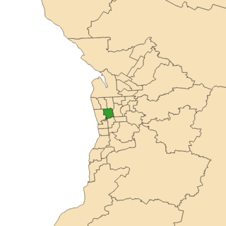 Electoral district of West Torrens state electoral district of South Australia