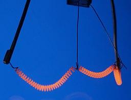 Electric bulb filament