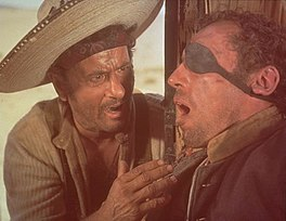 In still út de film mei Eli Wallach en Antonio Casale