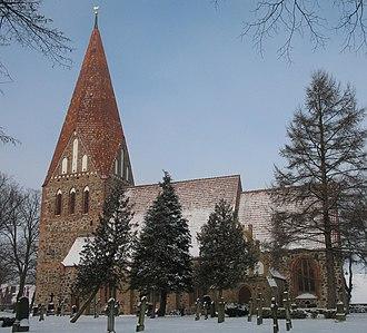 Elmenhorst/Lichtenhagen - Church