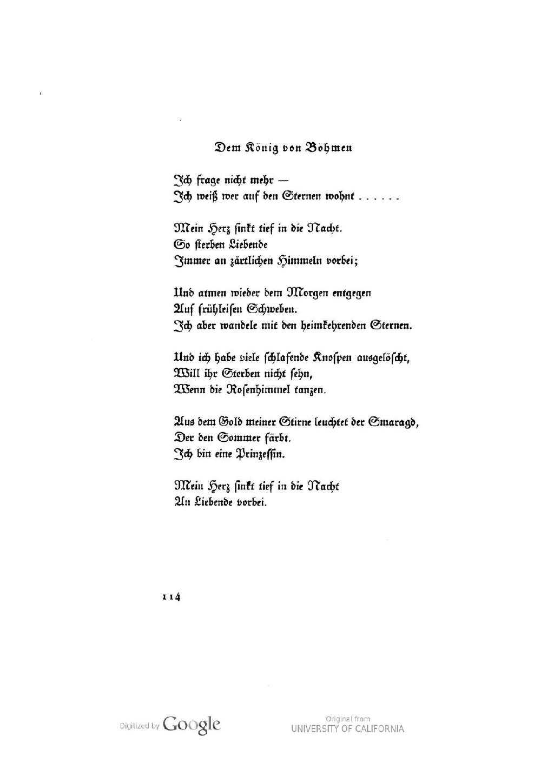 Liebende gedichte Gedicht goldenes