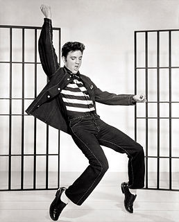 Elvis Presley on film and television filmography