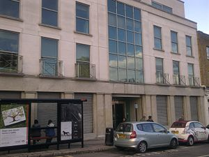 Embassy of Guinea, London - Image: Embassy of Guinea, London