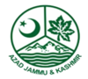 Official seal of Azad Jammu and Kashmir