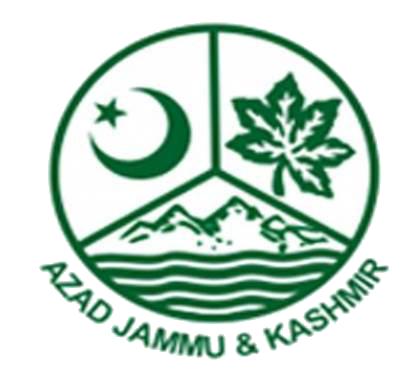 Official seal of Azad Jammu and Kashmir