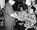 Emha Ainun Nadjib, Abdurrahman Wahid, dan Soeharto.jpg