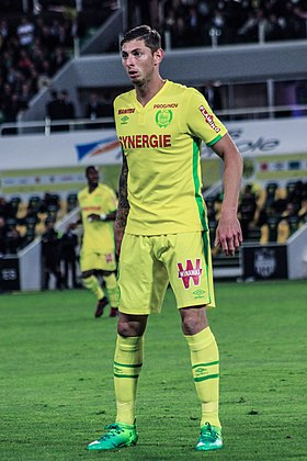 Image illustrative de l'article Emiliano Sala