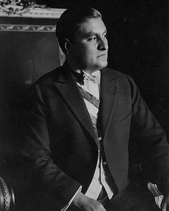 Emilio Portes Gil - Image: Emilio Portes, portrait (cropped)