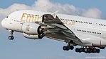 Emirates Airbus A380 A6-EDF (33356801966).jpg