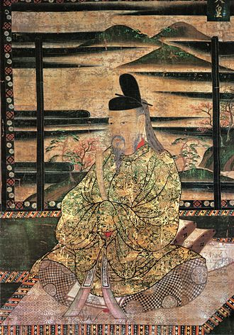 History of tea in Japan - Emperor Saga (786–842; reigned 809–823)