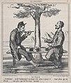 En Italie, from Nos Troupiers, published in Le Charivari, July 28, 1859 MET DP876843.jpg