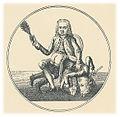 En skribent får ris 1772.jpg