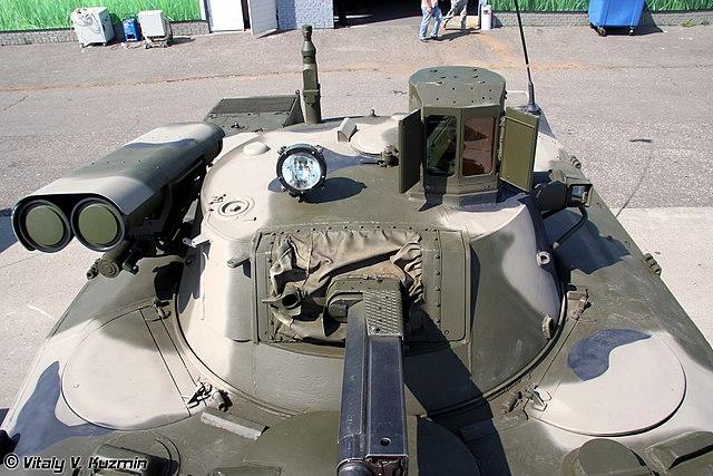 BMD-2M upgrade