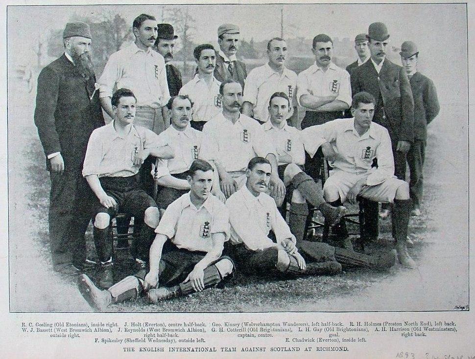 England 1893