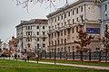 Enhieĺsa street (Minsk) p1.jpg