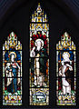 Enniskillen St. Michael's Church East Aisle Window 06 Local Saints 2012 09 17.jpg
