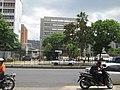 Entrada de Visitas de la Maternidad Y Parte de la plaza San Martin - panoramio.jpg