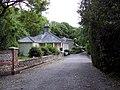 Entrance to Langton House, Langton Long - geograph.org.uk - 452318.jpg