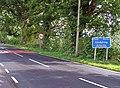 Entrance to the village of Llandyfrïog - geograph.org.uk - 991655.jpg