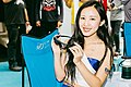 Epson Taiwan promotional models, Taipei IT Month 20151128c.jpg