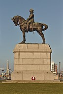 Equestrian statue of Edward VII, Liverpool 1.jpg