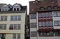 Erfurt, Krämerbrücke, aussen, Nordseite-004.jpg