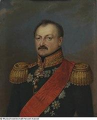 Portrait of Ernst-Friedrich-von-Hessen-Philippsthal-Barchfeld