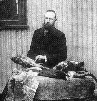 Ernst Hartert - Image: Ernst Hartert 1859 1933