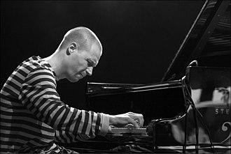 Esbjörn Svensson - Esbjörn Svensson,  in concert in Ghent, 2007.