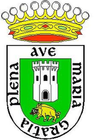 Province of Lugo - Image: Escudo Vilalba, Lugo