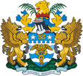 City of Brisbane coat of arms