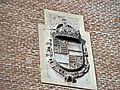 Escudo en la fachada de la iglesia del Convento de las Descalzas Reales (Valladolid) (2).jpg