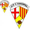 Escudo original del Club Deportivo Viviendas Congreso.png