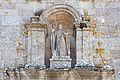 Escultura de San Bieito. Frontal do Mosteiro de Lérez. Pontevedra. Galiza-2.jpg