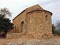 Església vella de Fenals - Castell i Platja d'Aro 2.jpg