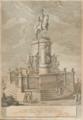 Estátua equestre d'El-Rei D. José (1774) - Joaquim Carneiro da Silva (1727-1818).png