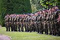 Eurocorps Strasbourg passage de commandement 28 juin 2013 09.jpg