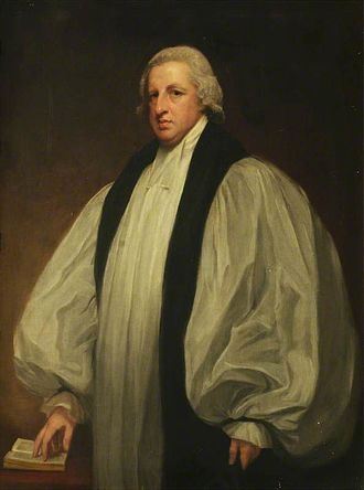 Euseby Cleaver - Image: Euseby Cleaver by George Romney