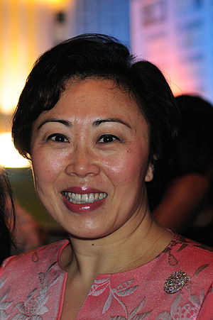 Secretary for Transport and Housing - Image: Eva Cheng