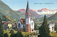 Evangelische Kirche - Gries bei Bozen 1910.jpg