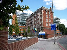 Evelina Children's Hospital at St Thomas's Hospital - geograph.org.uk - 571179.jpg