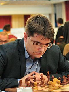 Evgeny Tomashevsky Russian chess player (born 1987)