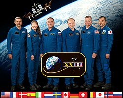 Expedition 23 crew members.jpg