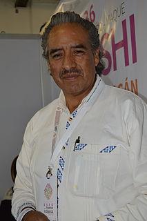 Mario Agustín Gaspar Mexican artisan