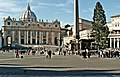 Exterior de la basilica de sant pedro-roma-2011.JPG