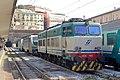 FS Class E656-462 at Genova Piazza Principe, 2009 (01).JPG
